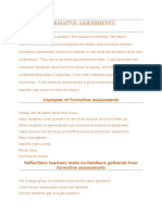act formative assessment