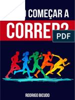 E-book Como Começar a Correr