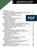 Audiophile2496_Manual_SP.pdf