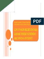 Ganar Dinero Subiendo Archivos a Internet..pdf