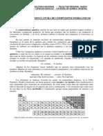 Nomenclatura Química-UTN FRH