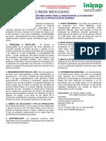 Fitohormonas y Bioestimulantes Para La Inducción de La Floración y Calidad de La Produccion de Invierno