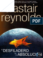 El Desfiladero de La Absolucion-Alastair Reynolds