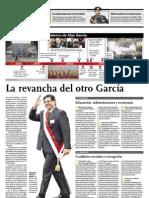 Cronología del segundo gobierno de Alan García