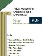Famer Virtual Museum Project