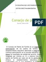 Consejo de Padres Decreto 1286 de 2005