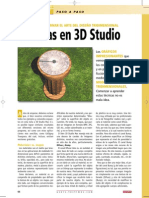 ~Texturas en 3D MAX - Paso a Paso