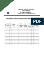 8.1.4. EP5 Hasil Monitoring Pelaksanaan Prosedur Penyampaian Hasil Lab Yang Kritis