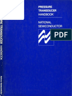 1977 National Pressure Transducer Handbook