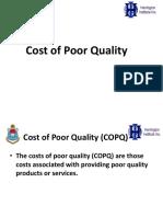 Cost of quality Final Six Sigma SDC.pdf