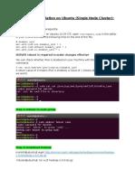 Hadoop Cluster Creation.docx