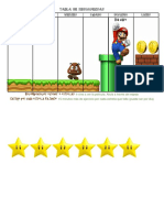 Tabla de Recompensas PDF