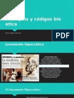 Pricipios Montpelier Bio Etica