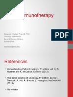 Chemotherapy III