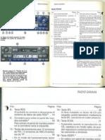 Manual Radiocaset Gala Wv