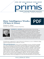 How Intelligence Works (When It Does)_Herbert E. Meyer_Imprimis Feb-2017