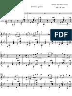 Bambina (Score)