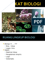 Hakekat Biologi