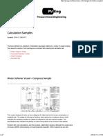 Calculation Samples _ Pressure Vessel Engineering