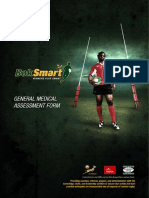 BokSmart - General Medical Assessment