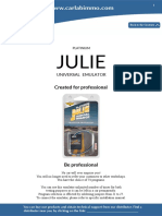 Universal Emulator Julie Manual