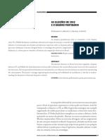 3 LIMONGI Fernando e CORTEZ Rafael .as Eleições de 2010 e o Quadro Partidário [2010]