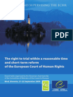 The Right to Trial within a Reasonable Time and short-term Reform of the EU Court of Human Rights.pdf
