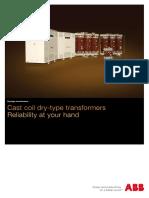 Cast Coil Dry-type Transformers_1LAB000297_en_1st Edition
