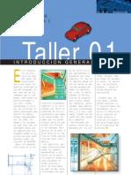 Manual de Autocad _TALLER1
