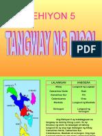 37703095 Rehiyon 5 Tangway Ng Bicol