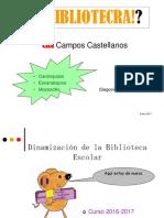 BIBLIOTECA DEL MES. ENERO 2017