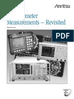 Reflectometer Measurements - Revisited.pdf