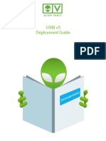 USM v5 Deployment Guide
