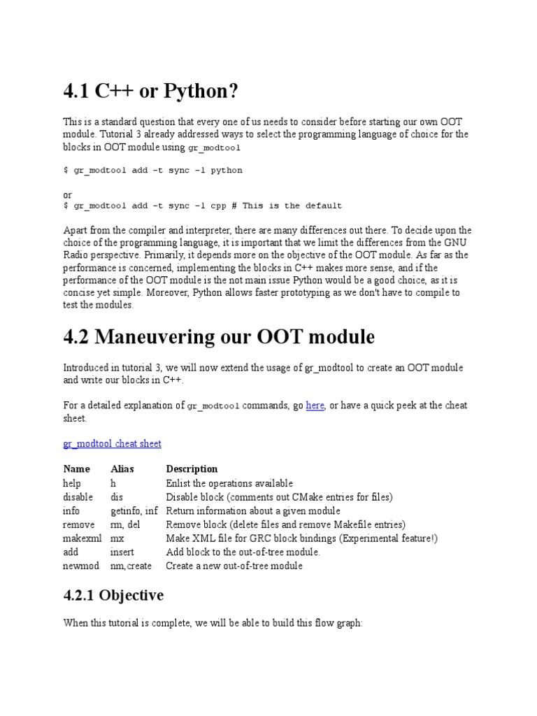c++_gnuradio | Parameter (Computer Programming) | C++