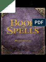 Miranda Goshawk's Book of Spells