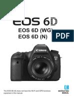 Eos6d Camera Manual