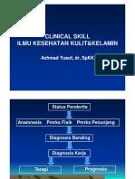 CLINICAL SKILL_Topik I (Presentasi) [Compatibility Mode].pdf