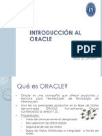 Bdii 02 Intro Oracle