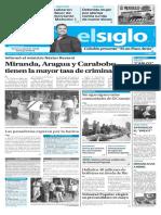 EDICIÓN IMPRESA EL SIGLO 14-03-17