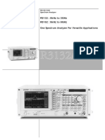 Advantest R3132,R3162 Spectrum Analyzer Data Sheet.pdf