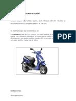 Clasificacion de Las Motos