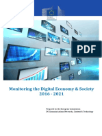 Monitoring the Digital Economy & Society 2016-2021