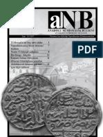 Turkey) Anadolu Numismatikbulten 01-2007