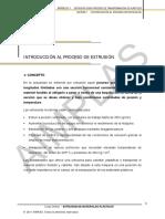 1-1 Introducción Al Proceso de Extrusión