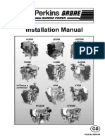 Installation Manual Aux Engines - N38143
