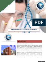 Bioetica y Salud