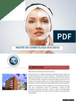 Cosmetología Biologica