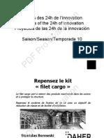 Sujets 24h Innovation