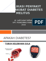 Penyuluhan Nefropati Diabetik (Lailil)