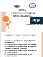 Tema 5 Contabilitatea Numerarului